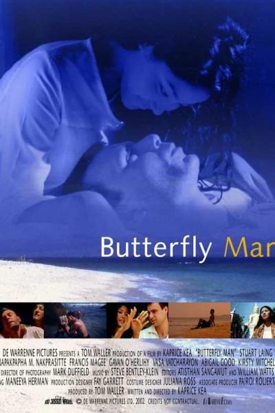 Caratula, cartel, poster o portada de Butterfly Man