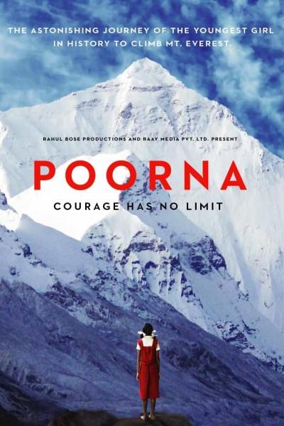 Caratula, cartel, poster o portada de Poorna: Courage Has No Limit