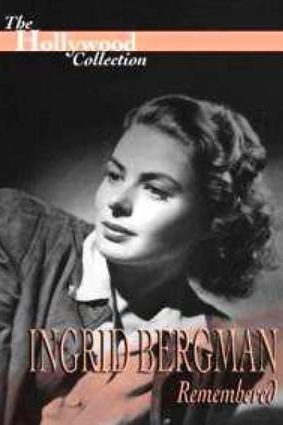 Caratula, cartel, poster o portada de Recordando a Ingrid Bergman