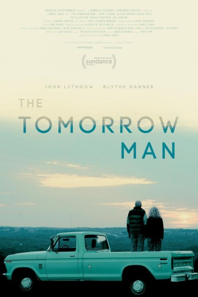 Caratula, cartel, poster o portada de The Tomorrow Man