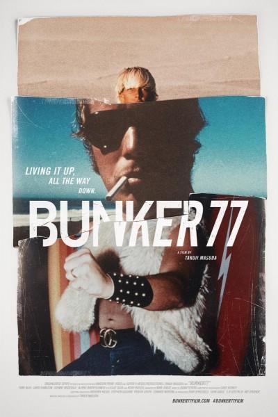 Caratula, cartel, poster o portada de Bunker77