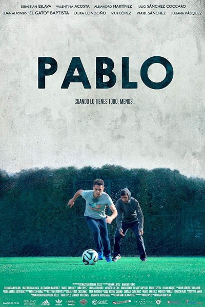 Caratula, cartel, poster o portada de Pablo