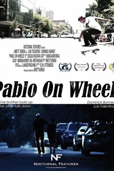 Caratula, cartel, poster o portada de Pablo on Wheels
