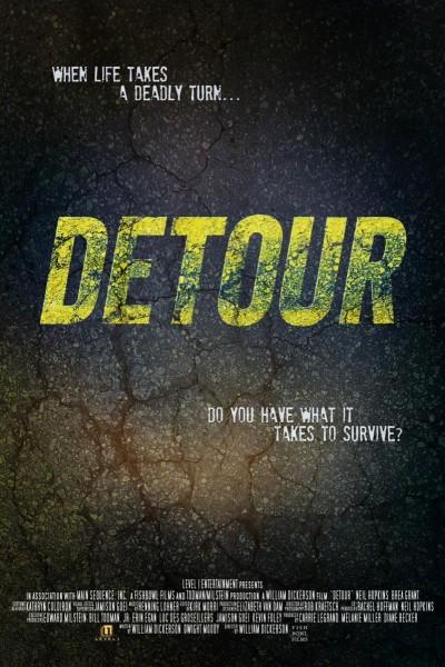 Caratula, cartel, poster o portada de Detour