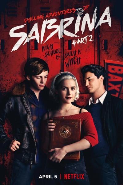 Caratula, cartel, poster o portada de Las escalofriantes aventuras de Sabrina: Parte 2