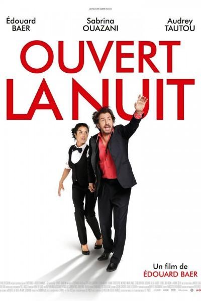 Caratula, cartel, poster o portada de Ouvert la nuit