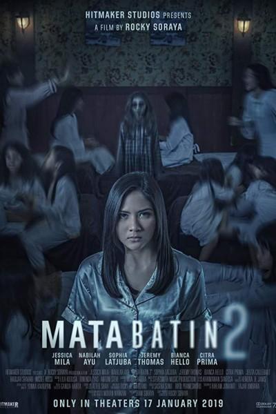 Caratula, cartel, poster o portada de Mata Batin 2