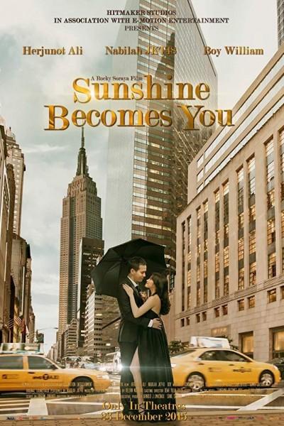 Caratula, cartel, poster o portada de Sunshine Becomes You