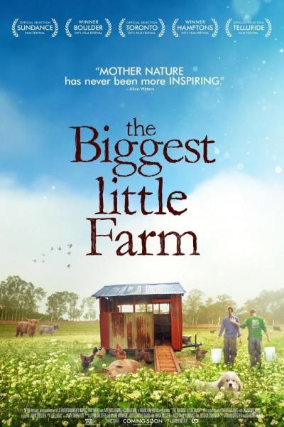 Caratula, cartel, poster o portada de The Biggest Little Farm