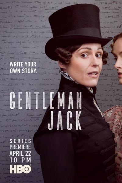 Caratula, cartel, poster o portada de Gentleman Jack