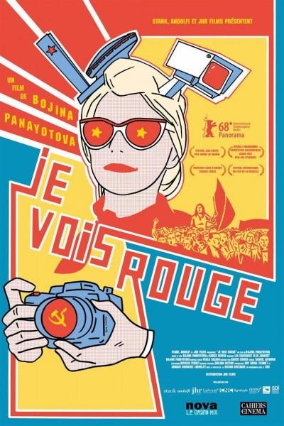 Caratula, cartel, poster o portada de Je vois rouge
