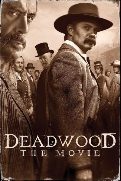 Caratula, cartel, poster o portada de Deadwood: La película