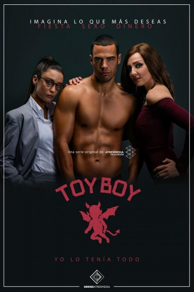 Caratula, cartel, poster o portada de Toy Boy