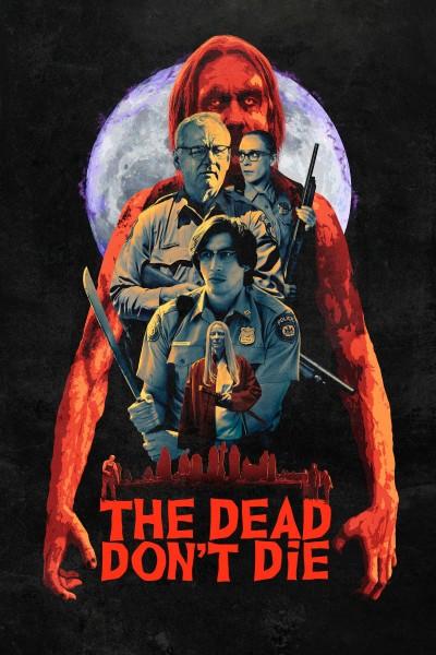 Caratula, cartel, poster o portada de Los muertos no mueren