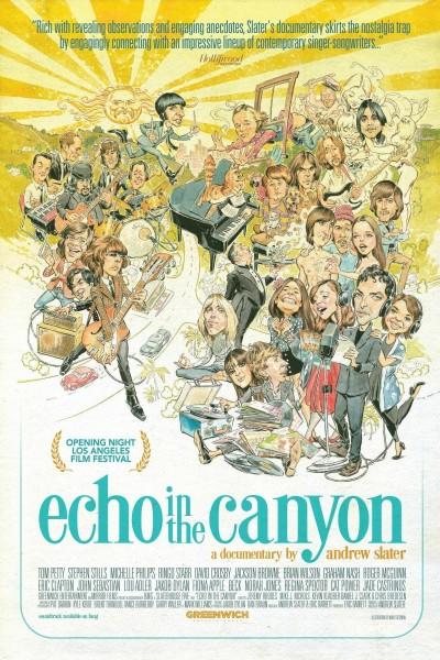 Caratula, cartel, poster o portada de Echo in the Canyon
