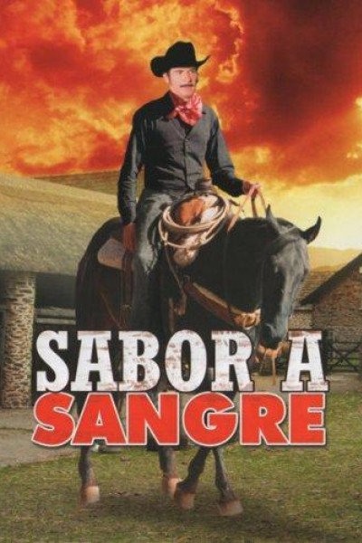 Caratula, cartel, poster o portada de Sabor a sangre