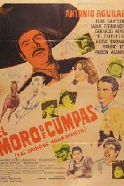 Caratula, cartel, poster o portada de El moro de Cumpas