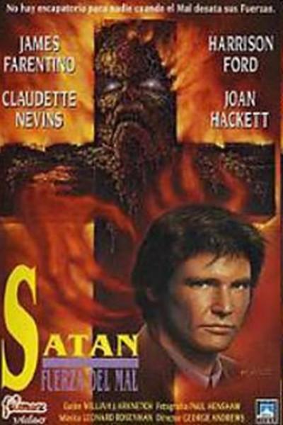Caratula, cartel, poster o portada de Satán, fuerza del mal