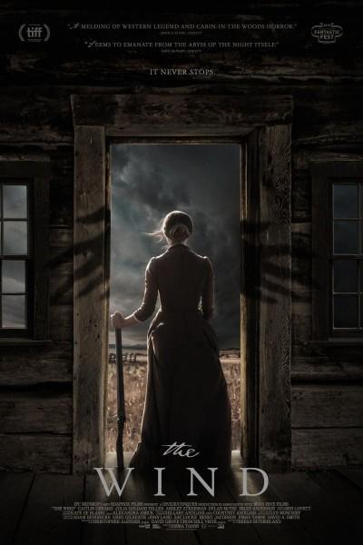 Caratula, cartel, poster o portada de The Wind