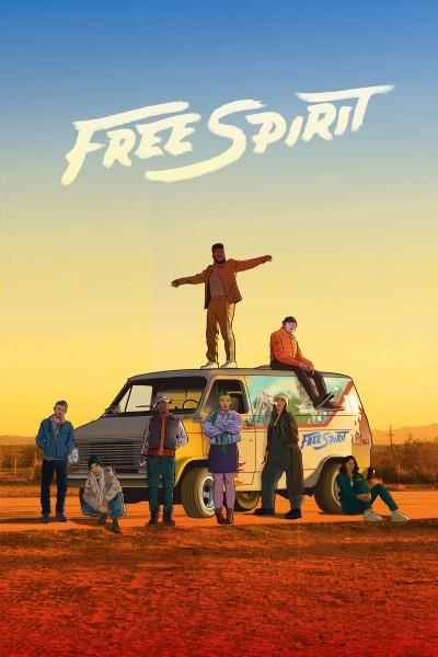 Caratula, cartel, poster o portada de Free Spirit