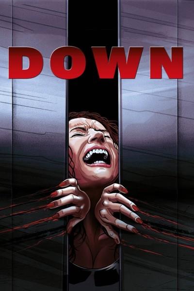 Caratula, cartel, poster o portada de The Shaft