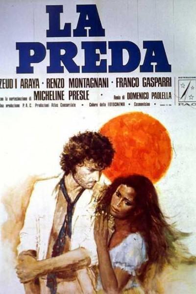 Caratula, cartel, poster o portada de La presa