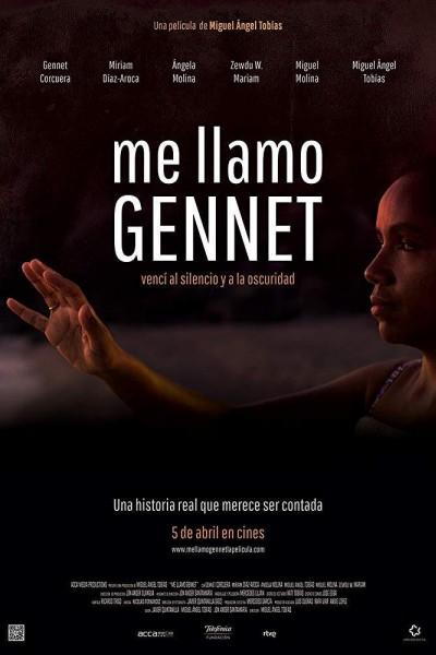 Caratula, cartel, poster o portada de Me llamo Gennet