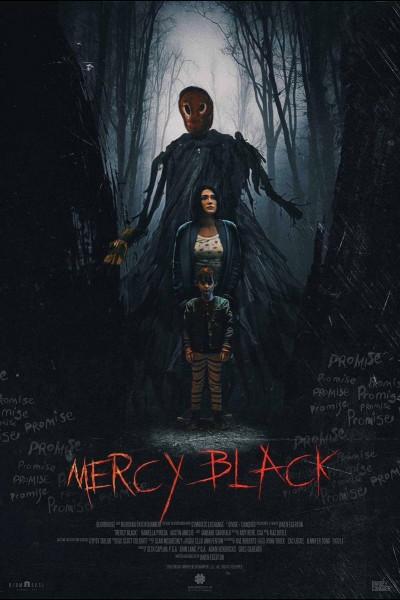 Caratula, cartel, poster o portada de Mercy Black