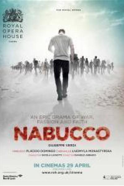 Caratula, cartel, poster o portada de Nabucco