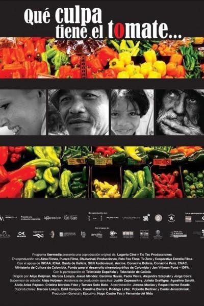 Caratula, cartel, poster o portada de Qué culpa tiene el tomate