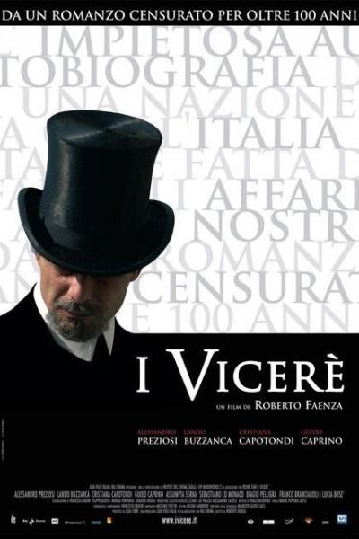Caratula, cartel, poster o portada de Los virreyes