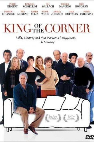 Caratula, cartel, poster o portada de King of the Corner