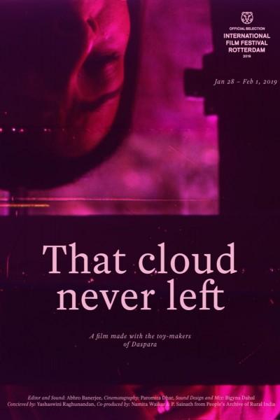 Caratula, cartel, poster o portada de That Cloud Never Left