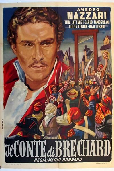 Caratula, cartel, poster o portada de El conde de Brechard
