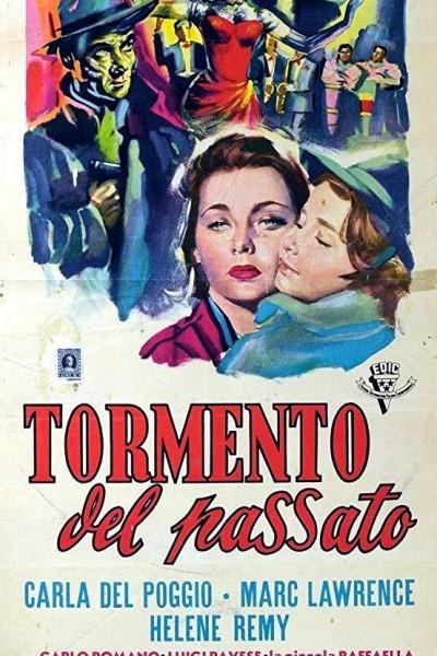 Caratula, cartel, poster o portada de Tormento del pasado