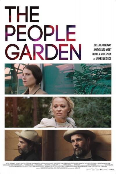 Caratula, cartel, poster o portada de The People Garden
