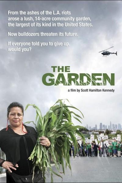 Caratula, cartel, poster o portada de The Garden