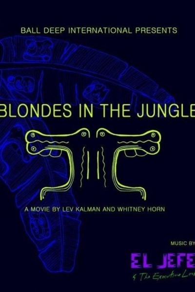 Caratula, cartel, poster o portada de Blondes in the Jungle