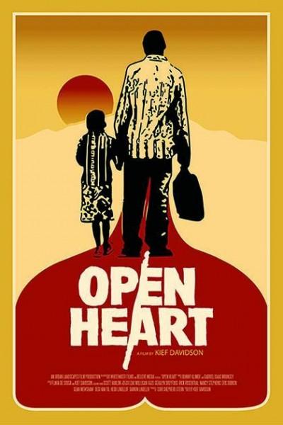 Caratula, cartel, poster o portada de Open Heart