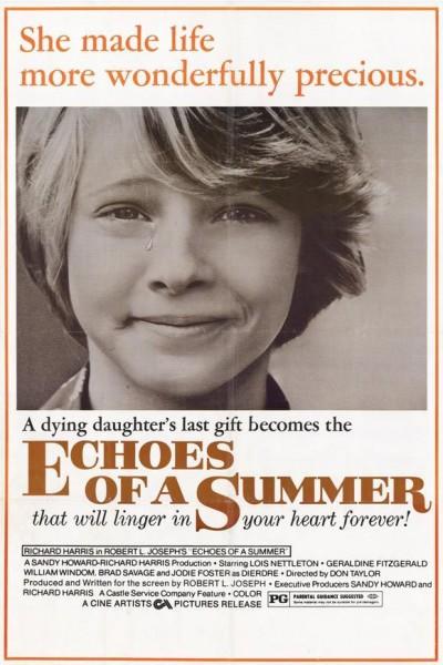 Caratula, cartel, poster o portada de Ecos de un verano