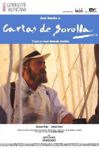 Caratula, cartel, poster o portada de Cartas de Sorolla