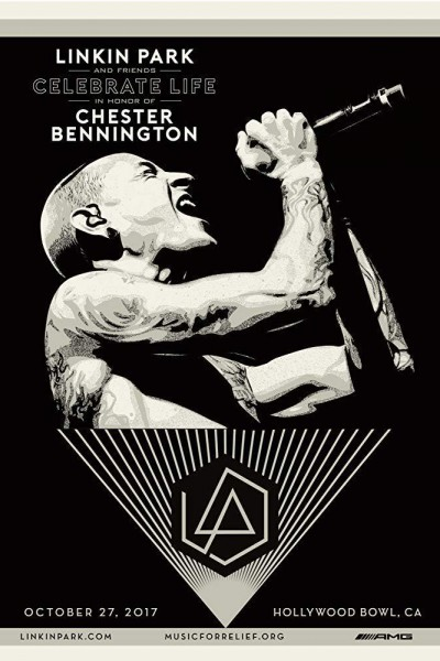 Caratula, cartel, poster o portada de Linkin Park and Friends: Celebrate Life in Honor of Chester Bennington