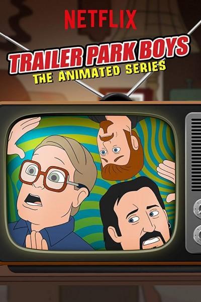 Caratula, cartel, poster o portada de Trailer Park Boys: The Animated Series