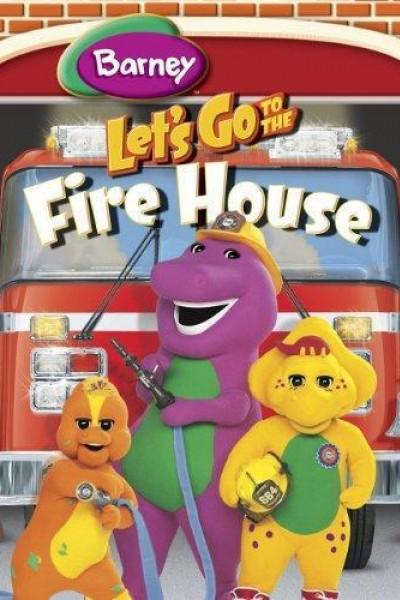 Caratula, cartel, poster o portada de Barney: Let\'s Go to the Firehouse