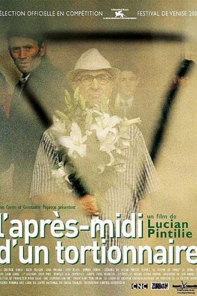 Caratula, cartel, poster o portada de La tarde de un torturador
