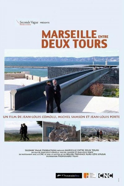 Caratula, cartel, poster o portada de Marseille entre deux tours