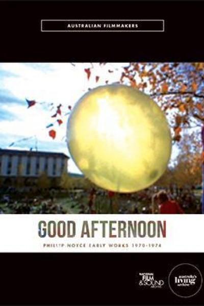 Caratula, cartel, poster o portada de Good Afternoon