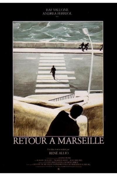 Caratula, cartel, poster o portada de Retorno a Marsella