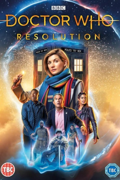 Caratula, cartel, poster o portada de Doctor Who: Resolution