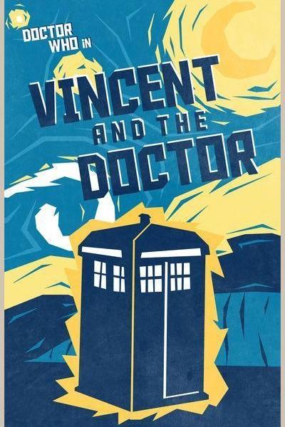 Caratula, cartel, poster o portada de Doctor Who: Vincent and the Doctor